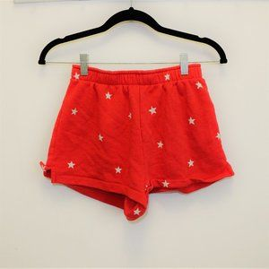 Wildfox Red Star Shorts
